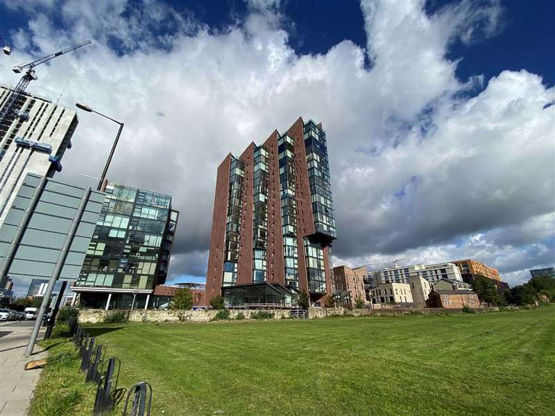 2 Bedrooms Apartment Flat for rent in Islington Wharf, 151 Great Ancoats Street, Ancoats