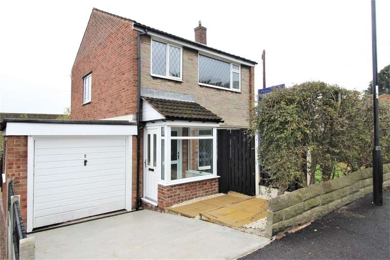 3 Bedrooms Detached House for sale in Sandstone Close, Sheffield, S9 1AH
