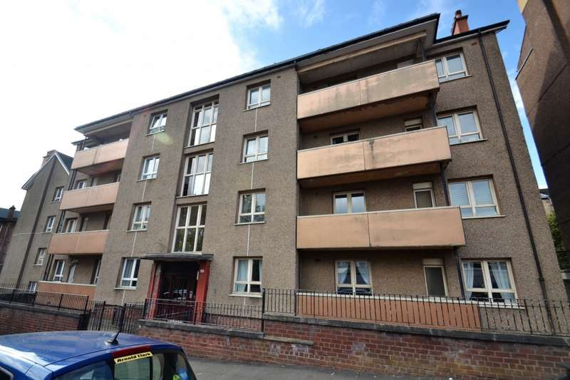 3 Bedrooms Flat for sale in Hollybrook Street, Govanhill, G42