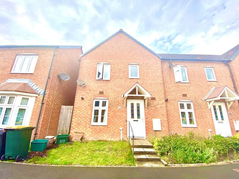 3 Bedrooms Terraced House for sale in Seabreeze Avenue, Newport