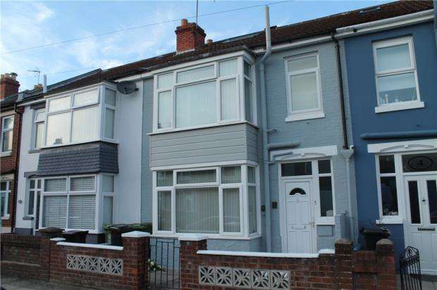 3 Bedrooms Terraced House for sale in Domum Road, Portsmouth