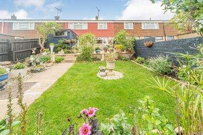 3 Bedrooms Terraced House for sale in Douglas Drive, Stevenage, Hertfordshire, England