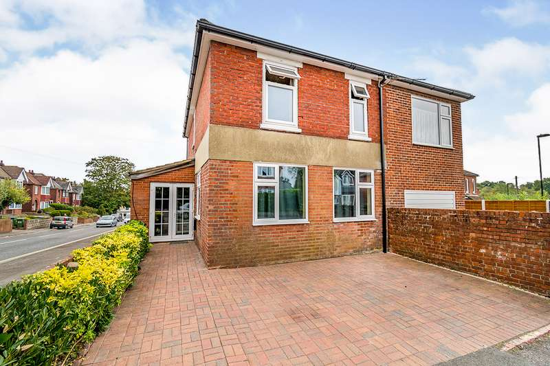 4 Bedrooms Detached House for sale in Station Road, Southampton, Hampshire, SO19