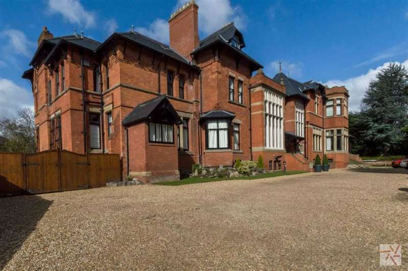 3 Bedrooms Flat for sale in Mayfair Mansions, West Didsbury, Manchester, M20