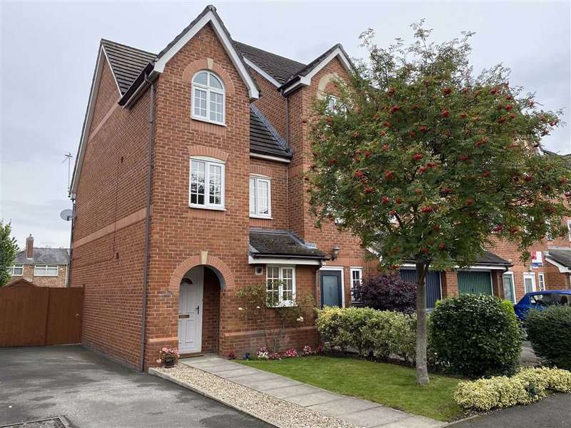 3 Bedrooms End Of Terrace House for sale in New Barns Avenue, Chorlton