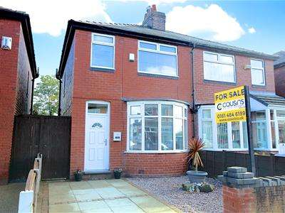 3 Bedrooms Semi Detached House for sale in Kew Road, Failsworth, Manchester