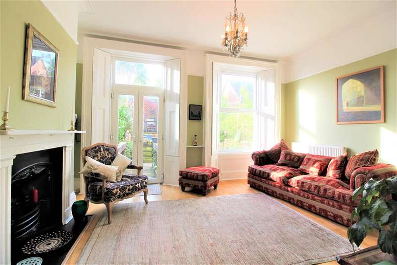 4 Bedrooms Terraced House for sale in London Street , Folkestone, Kent , CT20 1RA