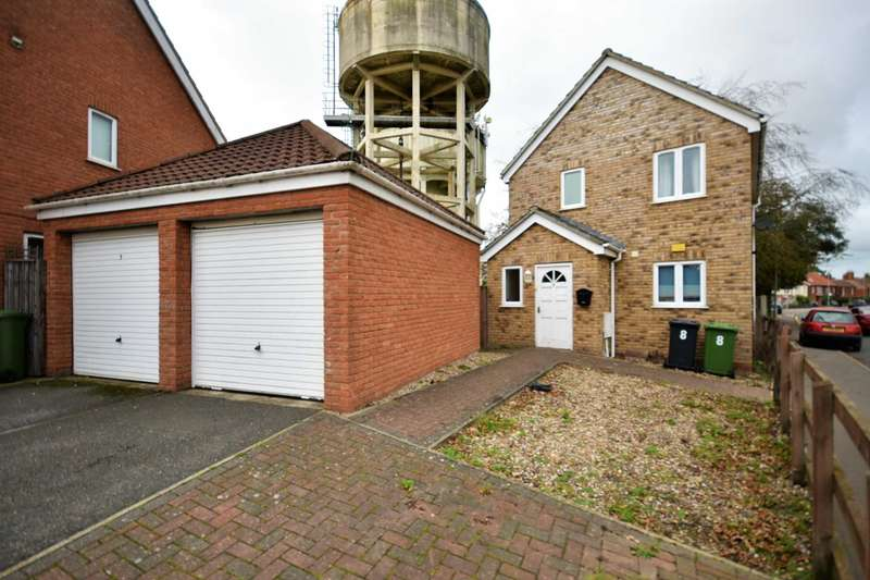 3 Bedrooms Detached House for sale in Foundry Court, North Walsham, NR28
