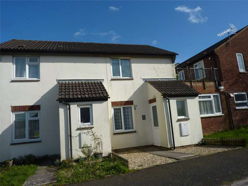 2 Bedrooms End Of Terrace House for rent in St. Leonards Road, Honiton, Devon, EX14