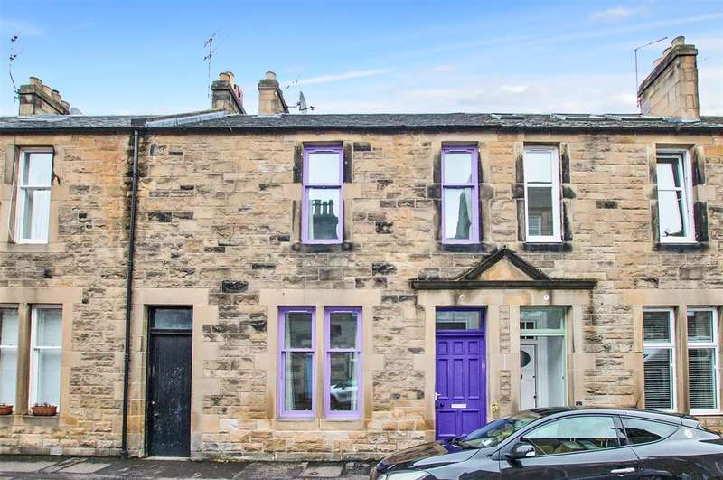 3 Bedrooms Terraced House for sale in Ronald Place, Stirling