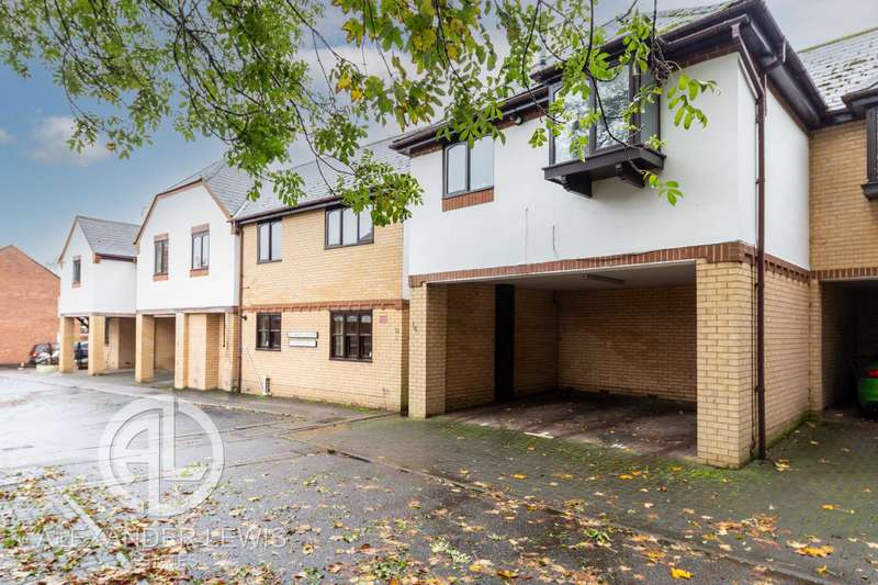 2 Bedrooms Coach House Flat for sale in St Annes Court, Hitchin, SG5 1QB
