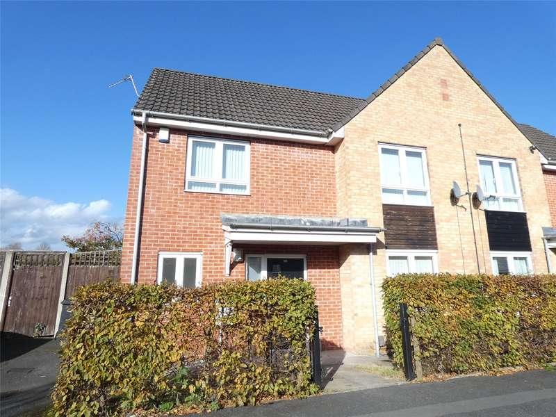 3 Bedrooms Semi Detached House for sale in Brocksby Chase, Bolton, BL1