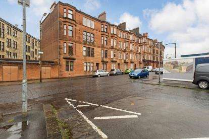 1 Bedroom Flat for sale in Shakespeare Street, Glasgow, Lanarkshire