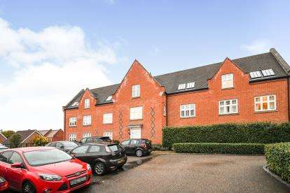 2 Bedrooms Flat for sale in The Galleries, Brentwood, Essex