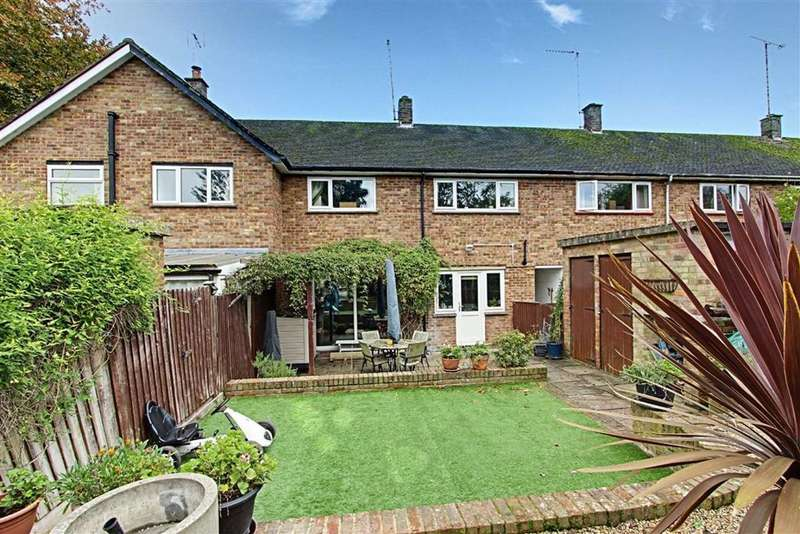 3 Bedrooms Terraced House for sale in Tring, Hertfordshire