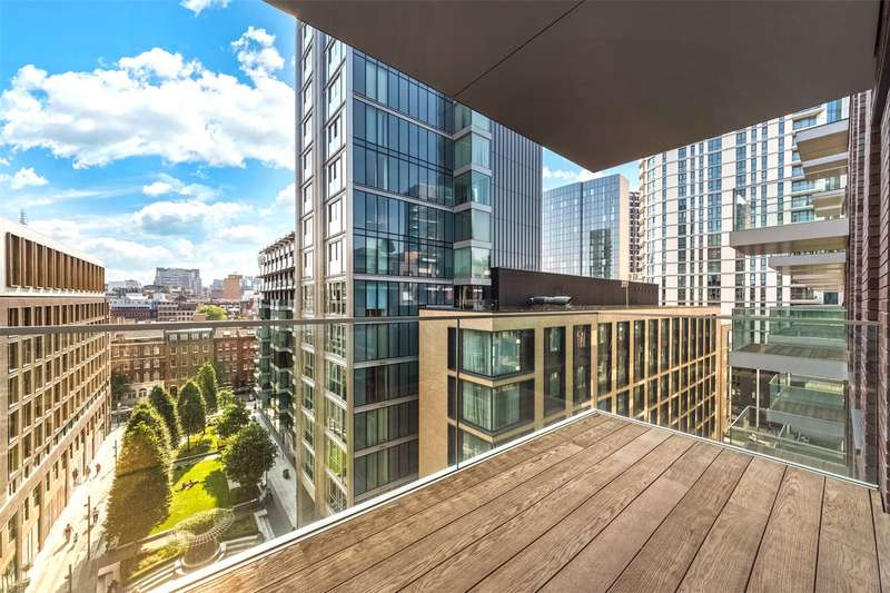 3 Bedrooms Apartment Flat for rent in Catalina House, 4 Canter Way, Aldgate, London, E1