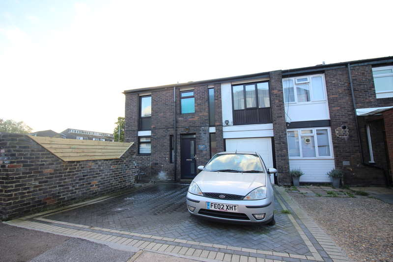 4 Bedrooms End Of Terrace House for sale in Peterswood, Harlow, CM18