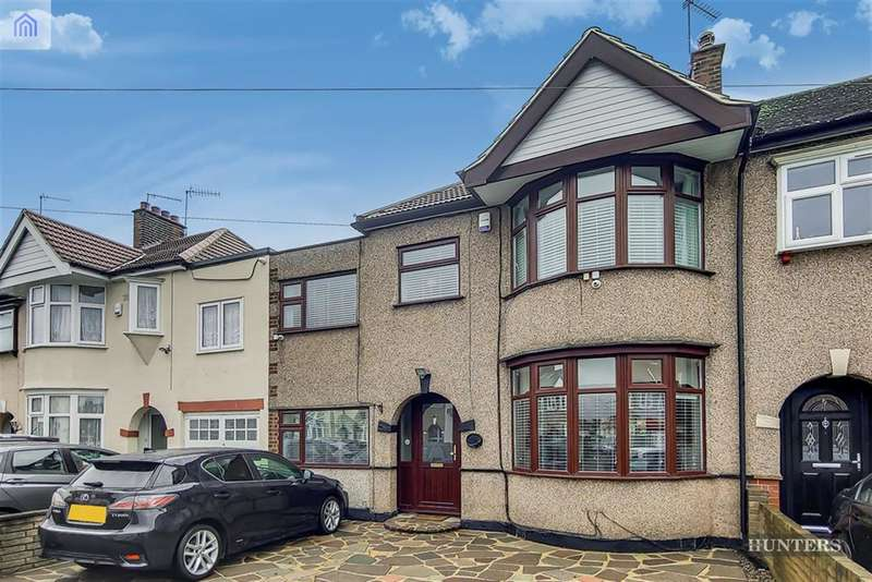 4 Bedrooms Terraced House for sale in Roxy Avenue, Chadwell Heath, RM6