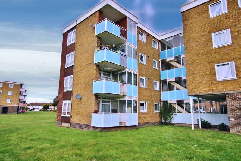 2 Bedrooms Flat for sale in Millbrook, Southampton