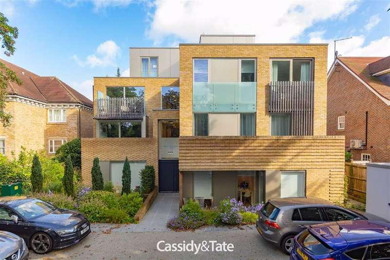 2 Bedrooms Property for sale in London Road, St. Albans, Hertfordshire - AL1 1TA