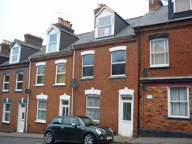 5 Bedrooms Terraced House for rent in Portland Street, Exeter