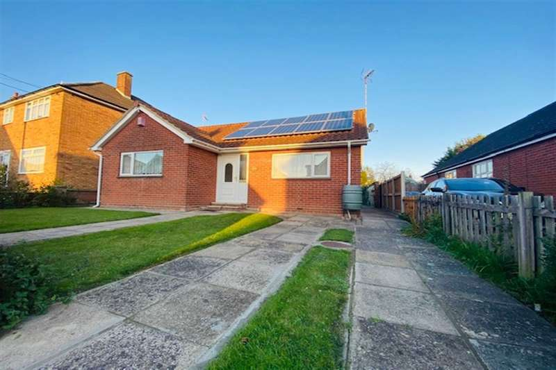 2 Bedrooms Detached Bungalow for sale in Francis Road, Braintree, CM7