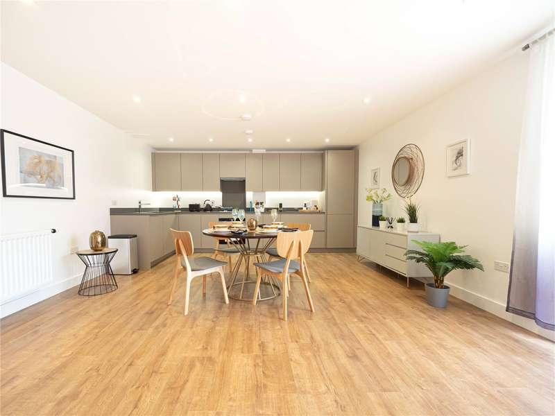 1 Bedroom Flat for sale in Bushey Hall Road, Bushey, WD23
