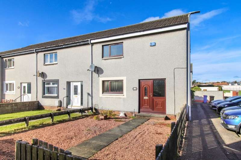 2 Bedrooms Property for sale in Memorial Road, Methil, Leven, KY8