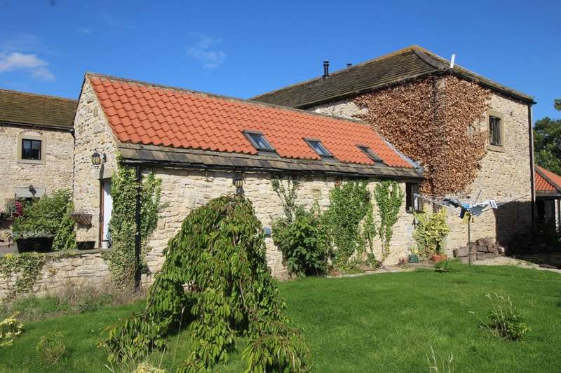 2 Bedrooms Semi Detached House for rent in Old Hall Farm, Walden Stubbs, Doncaster, DN6