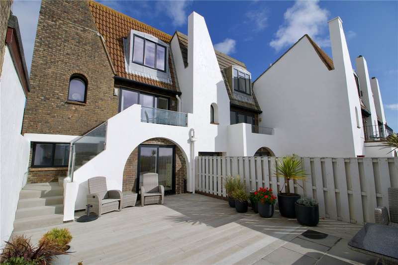 3 Bedrooms End Of Terrace House for sale in Shinglebank Drive, Milford On Sea, SO41