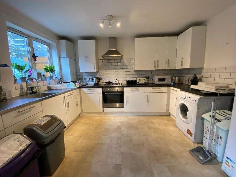 10 Bedrooms Detached House for rent in Backchurch Lane, Aldgate, London, E1 1LT