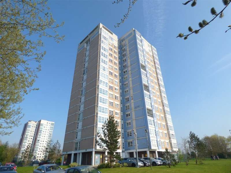2 Bedrooms Flat for sale in Apartment 32 Freshfields, Spindletree Avenue, Blackley, Manchester