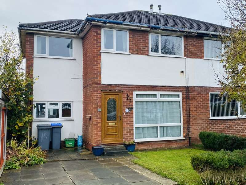 3 Bedrooms Semi Detached House for sale in Scott Close, Marton FY4