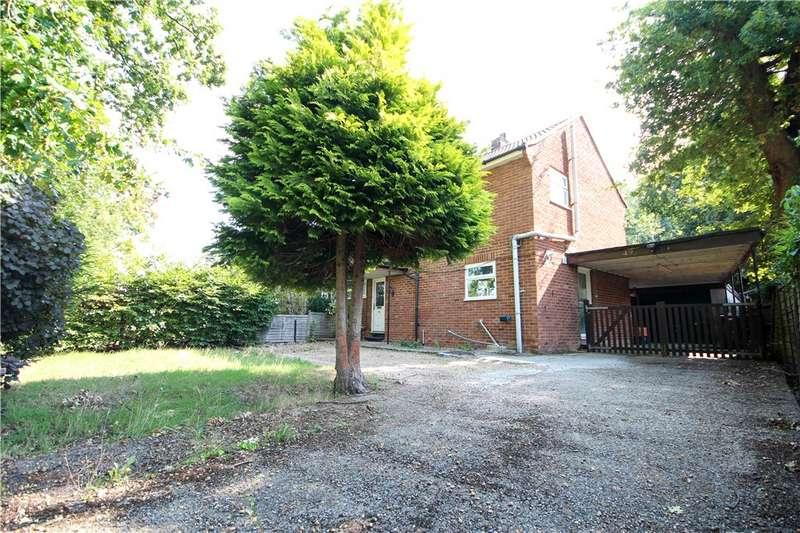 3 Bedrooms Semi Detached House for sale in The Lea, Fleet, GU51