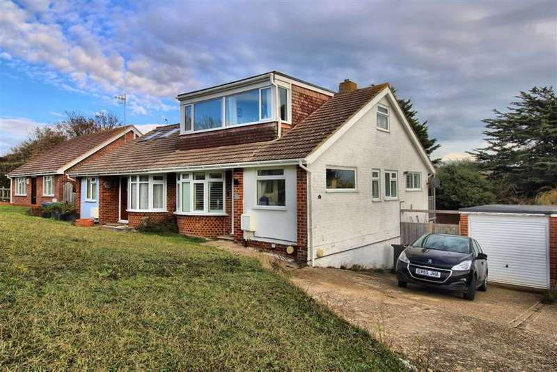 4 Bedrooms Semi Detached House for sale in Hawth Place, Seaford, East Sussex