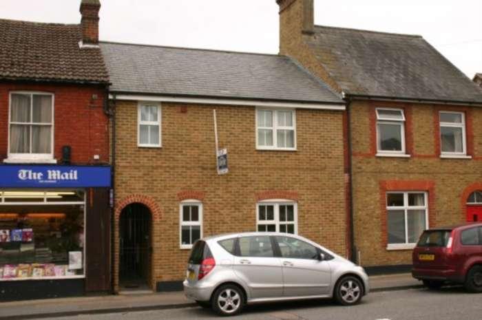 1 Bedroom Maisonette Flat for rent in St Johns Road, Boxmoor.