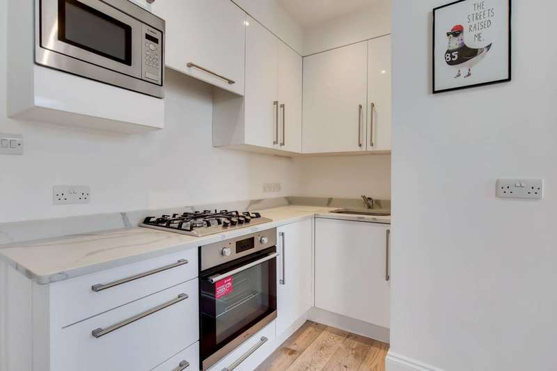 1 Bedroom Flat for rent in Old Street, Old Street, EC1V