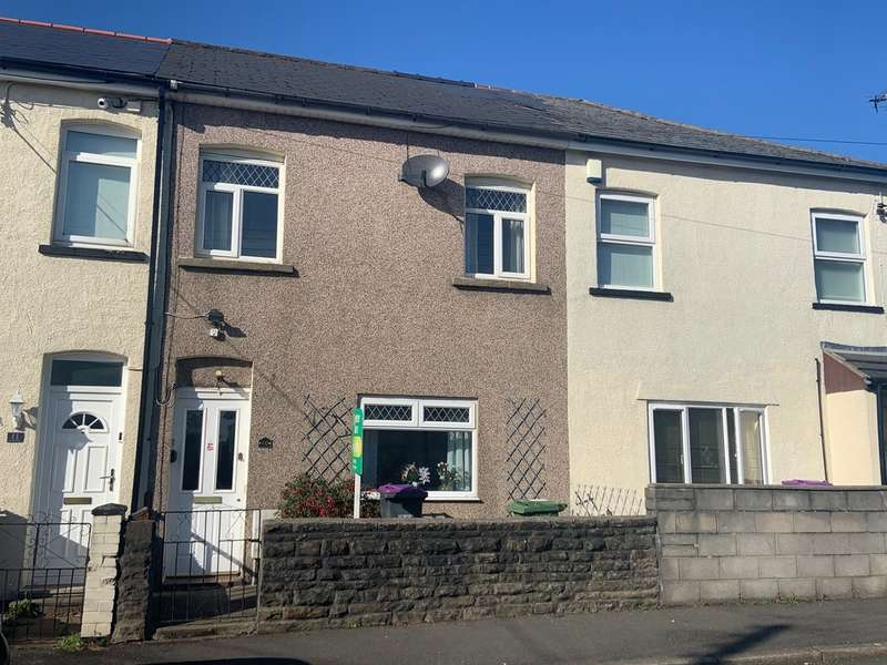 3 Bedrooms Terraced House for sale in Cromwell Place, Cwmbran
