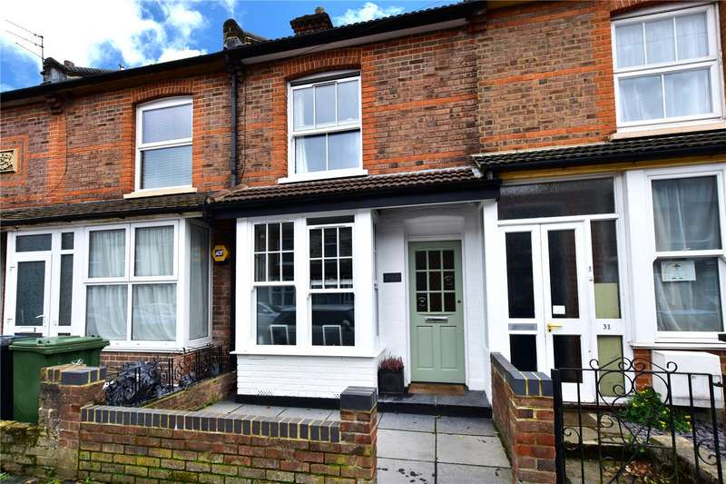 3 Bedrooms Terraced House for sale in Garfield Street, Watford, Hertfordshire, WD24