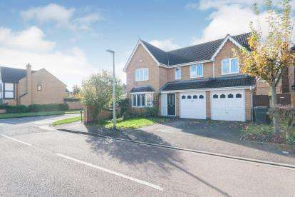 5 Bedrooms Detached House for sale in Bindon Abbey, Bedford, Bedfordshire
