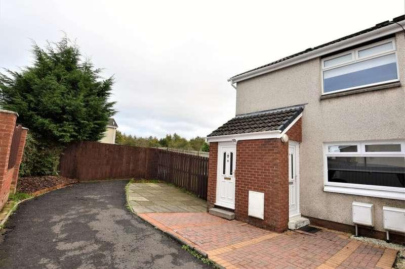 1 Bedroom Flat for sale in Macdougall Quadrant, Bellshill, ML4