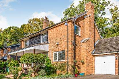 4 Bedrooms Link Detached House for sale in Bassett, Southampton, Hampshire