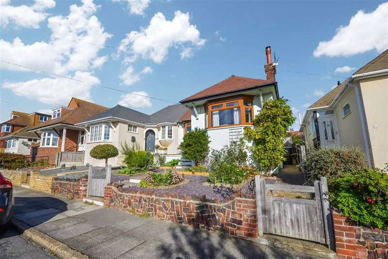2 Bedrooms Semi Detached Bungalow for sale in Cumberland Avenue, Broadstairs, Kent