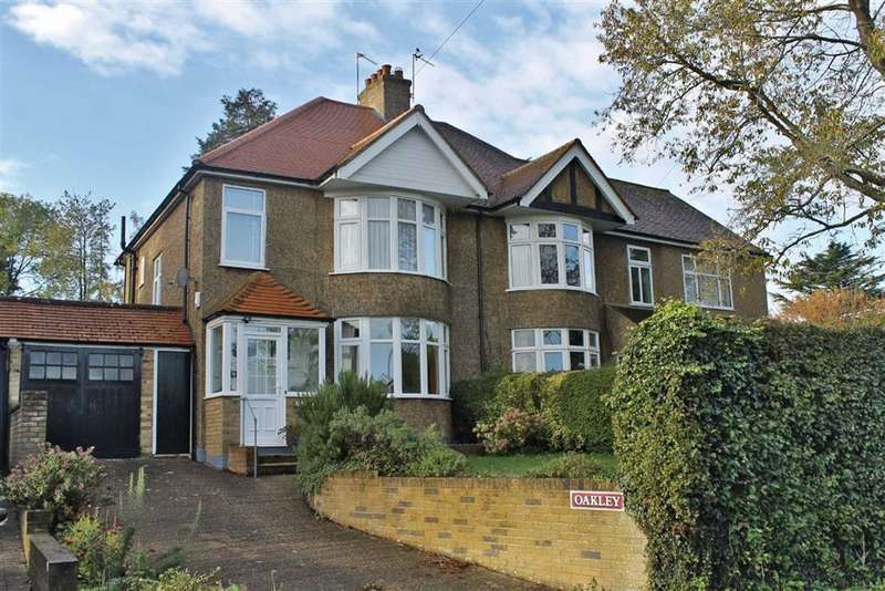 3 Bedrooms Semi Detached House for sale in Norwood Lane, Meopham
