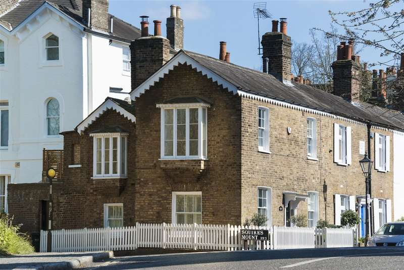 3 Bedrooms House for rent in Squires Mount, Hampstead, NW3