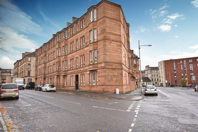 1 Bedroom Flat for sale in Blackie Street, Yorkhill, Glasgow