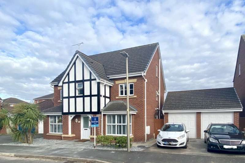 6 Bedrooms Detached House for sale in Sherratt Close, Stapeley, Nantwich, CW5