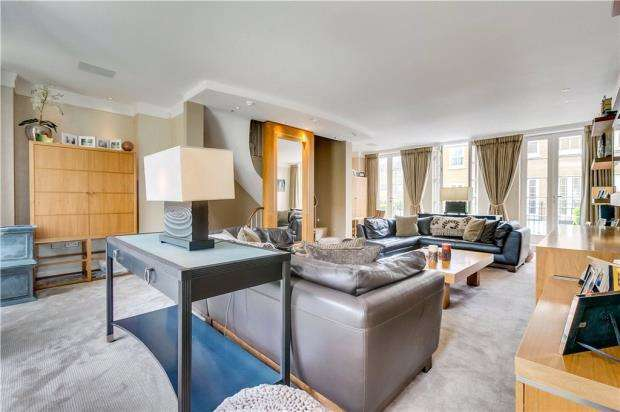 4 Bedrooms House for rent in Tatham Place, St John's Wood, London, NW8
