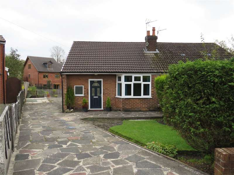 2 Bedrooms Semi Detached Bungalow for sale in Birtenshaw Crescent, Bromley Cross, Bolton, BL7