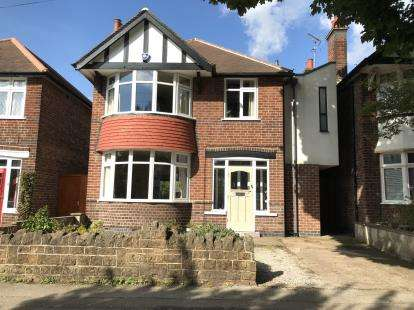4 Bedrooms Detached House for sale in Eton Grove, Wollaton, Nottingham, Nottinghamshire